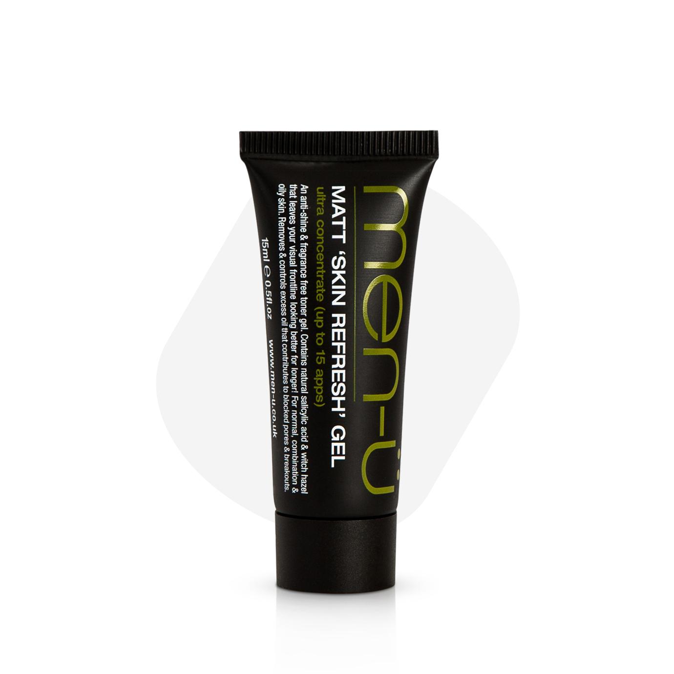 Matt 'Skin Refresh' Gel buddy tube 15ml